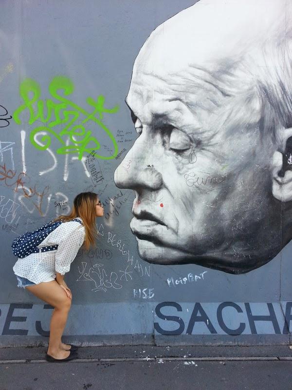 Berlin Wall artwork