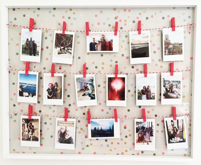 Polaroid Hanger